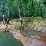 【ラオス旅行】ルアンパバーンの隠れ滝へ行ってきた