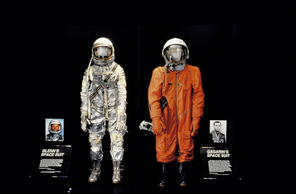 Harsh 3d Name Wallpaper Space Suits Yuri Gagarin A Graphic Novel