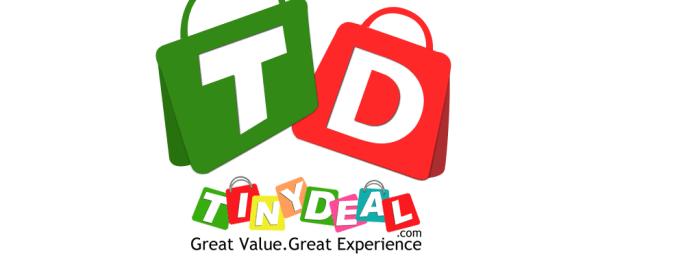 tinydeal.com'dan alışveriş yapmak