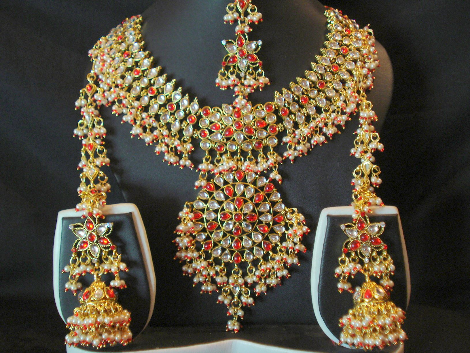 Kundan Jewellery Designs For Dulhan Yusrablogcom