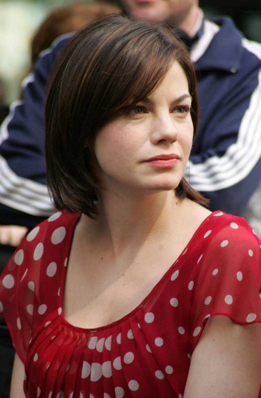 Wallpaper Of Doll Girl Michelle Monaghan 30 Absolutely Beautiful Photos