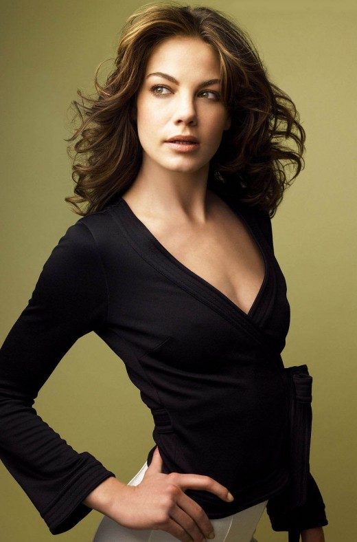 Girl Eyes Looking Up Wallpaper Michelle Monaghan 30 Absolutely Beautiful Photos