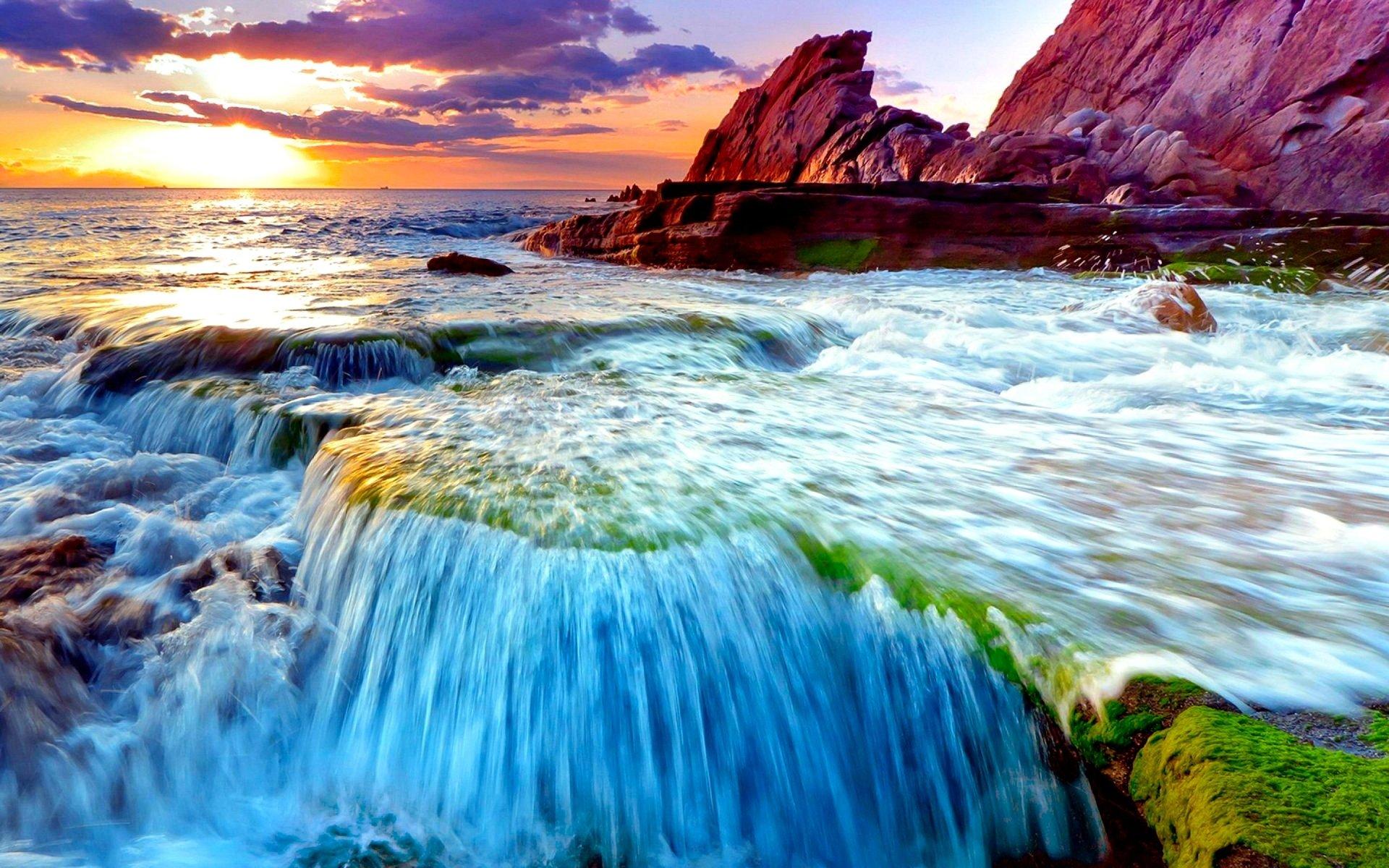 Niagara Water Falls Desktop Wallpaper 23 Eye Refreshing Waterfall Desktop Wallpapers 2017