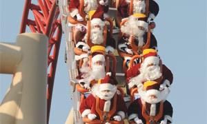 santa-rollercoaster1
