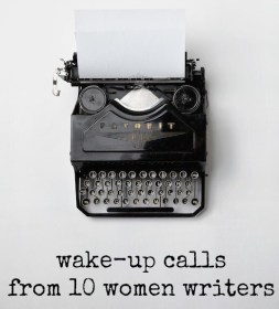 wake up call image