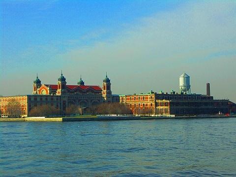 NY- Ellis Island