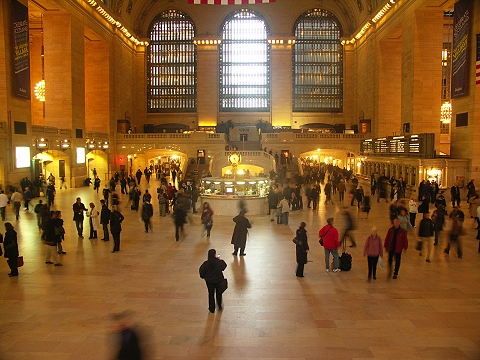 NY- Grand Central Terminal- People Shots