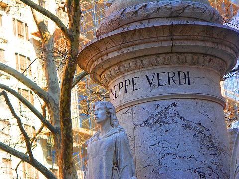 NY- Guiseppe Verdi Square