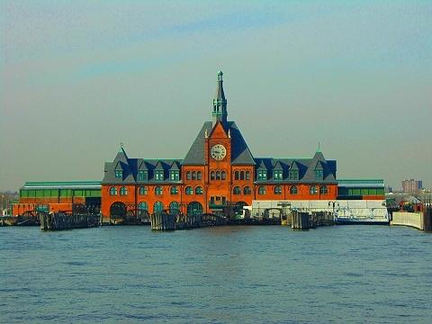 NY- NJ Railroad Terminal Building