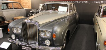 #Rolls-Royce HERITAGE #WAKUI_MUSEUM #AUTOMOBILE COUNCIL 2016 レポート