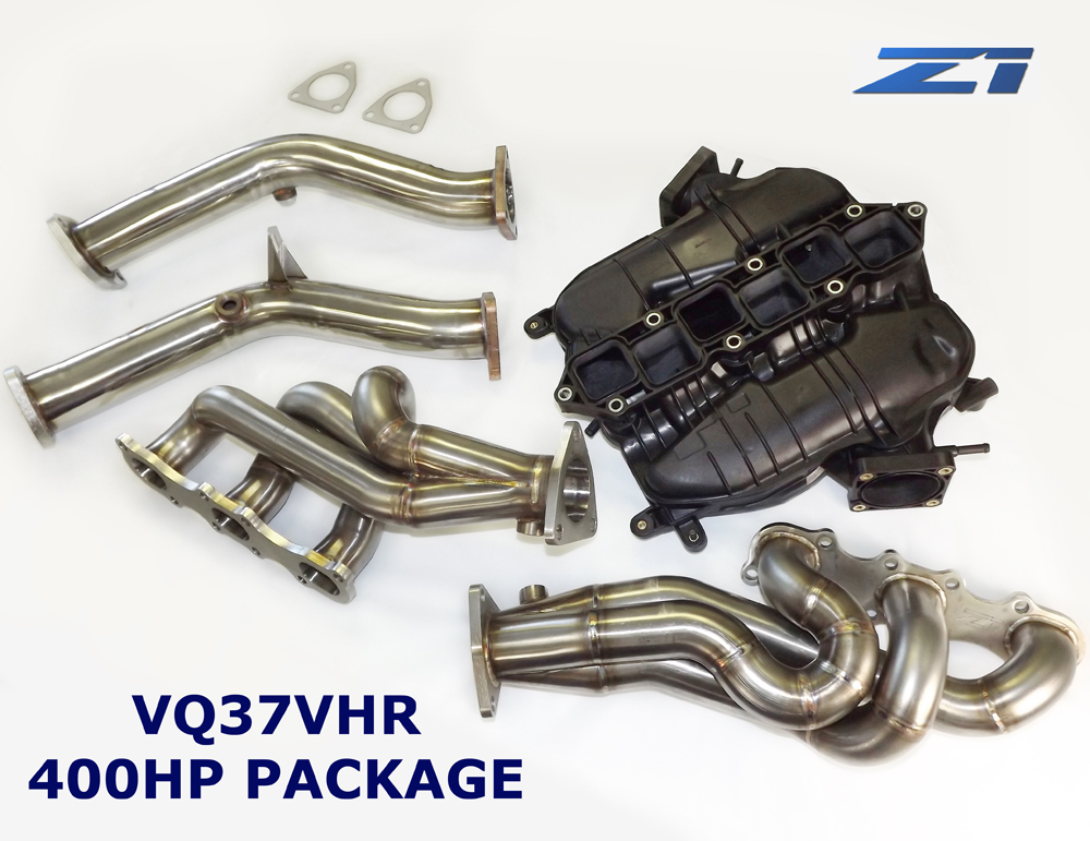 VQ37VHR 400HP Package, Z1 Motorsports