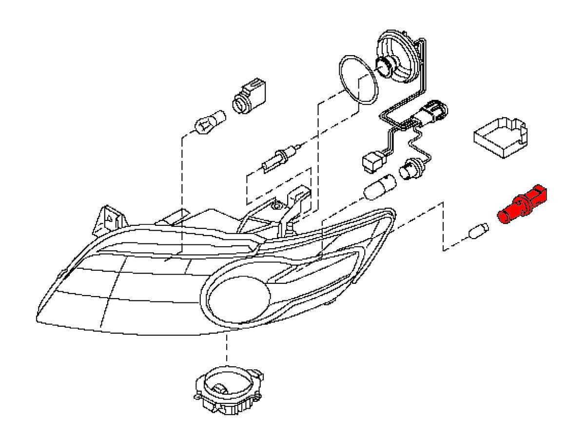 infiniti fx Motor diagram