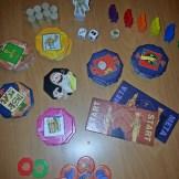 Mumia - komponenty gry
