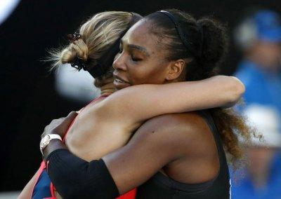 All Williams Final Set At Australian Open Venus Serena Win