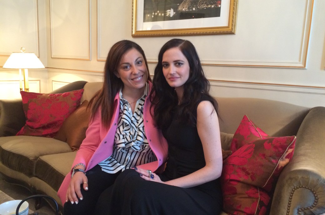 eva-green-l'oreal-professionnel-interview-parigi-valentina-coco-fashion-blogger