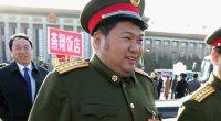 """Tiene los mismos mofletes que su abuelo, Mao Zedong, y como él ha ido escalando puestos en el ejército. Su nombre es <a href=""""http://en.wikipedia.org/wiki/Mao_Xinyu """">Mao Xinyu </a>(毛新宇), el nieto del hombre que más ha marcado la historia reciente de China, y la pasada semana se <a href=""""http://www.latimes.com/news/nationworld/world/la-fg-china-mao-20100804,0,7096324.story"""">conoció</a> que con 40 años se había convertido en el general (少将) más joven del ejército chino. Mientras otros hijos de grandes personalidades como Deng Xiaoping o Jiang Zemin se han convertido en importantes empresarios, el nieto de Mao Zedong se ha erigido en defensor de las ideas de su abuelo y ha hecho carrera con el fusil."""
