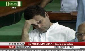 rahul_sleeping_in_parl