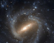 Hubble image of NGC 1073