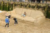 sable divan