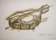 156-vaisseaux design concept dessin