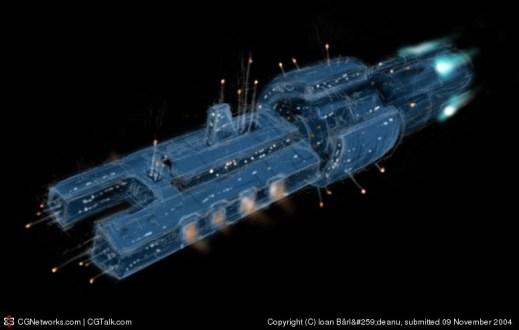 39-vaisseaux design concept dessin