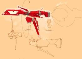 81-vaisseaux design concept dessin