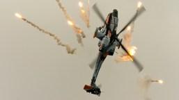 Boeing AH-64D Apache Longbow Q-17 Royal Netherlands AF