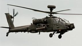 Westland WAH-64D Longbow Apache ZJ167 UK Army