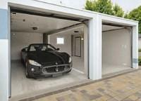 Garages doubles - Zapf Garages Prfabriqus