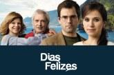 """""""Dias Felizes"""" despede-se na liderança"""