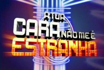"""""""A Tua Cara Não Me é Estranha 4"""" fecha mais um concorrente [vídeo]"""