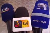 Práticas enganosas em concursos geram multas à RTP, SIC e TVI