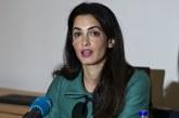 Amal Clooney na calha para apresentar reality show
