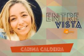 Zapping Entrevista: Carina Caldeira