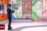 Insólito: Jornalista da SIC apanha pokémon em direto [vídeo]