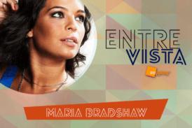 Zapping Entrevista: Maria Bradshaw