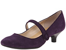 Gabriella Rocha - Ginger (Purple Suede Leather) - Footwear
