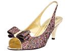 J. Renee - Rosina (Multi Glitter Fabric) - Footwear