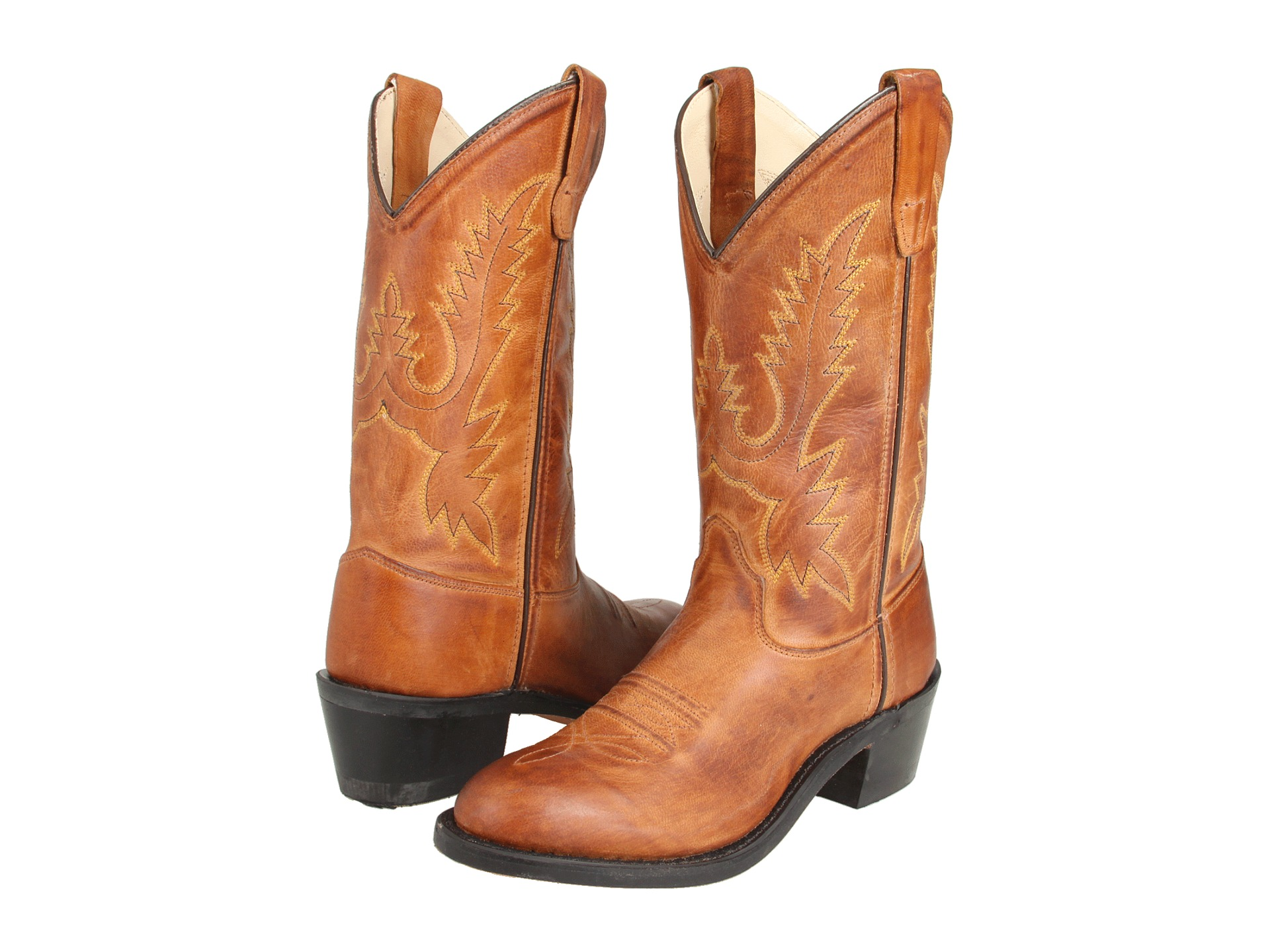 Cowboy Boots For Women Round Toe With Unique Photos In