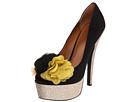 Zigi - Priority (Black Suedette) - Footwear