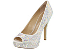 Enzo Angiolini - Show You (White Fabric) - Footwear