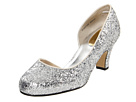Ros Hommerson - Cardio (Silver Sparkle Fabric) - Footwear