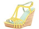 Seychelles - Gale Force (Yellow) - Footwear