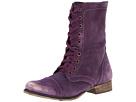 Steve Madden - Troopa (Purple Leather) - Footwear