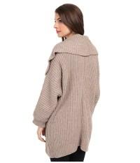 Vince Camuto Shawl Collar Sweater Coat - 6pm.com