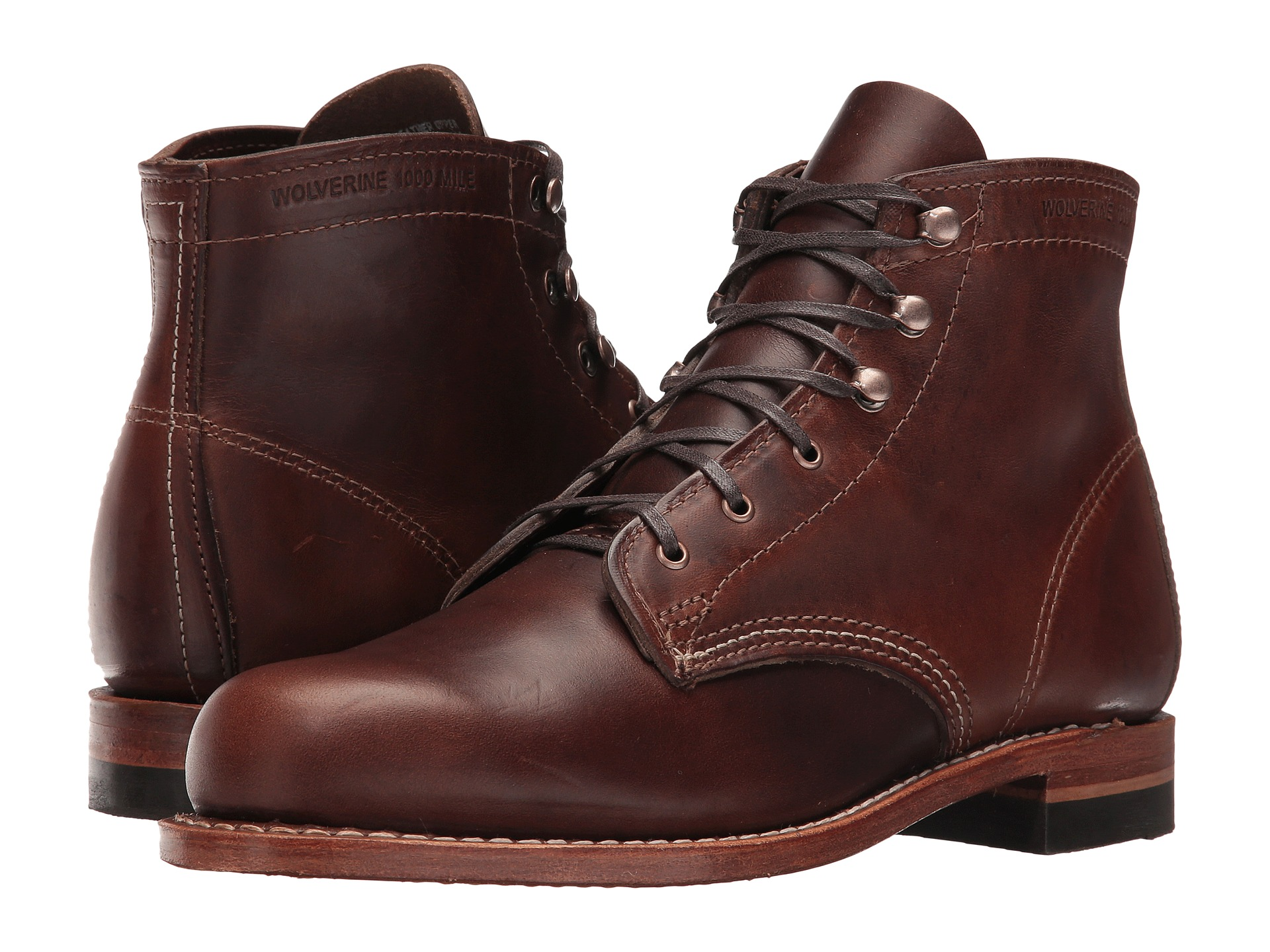 Wolverine Original 1000 Mile Boot At Zapposcom