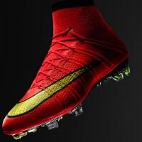 Nuevo botín Mercurial x Nike