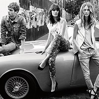 Spring - Summer 15 x Pepe Jeans London