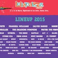 Lollapalooza 2015 - LineUp Confirmado - 21 y 22 de Marzo