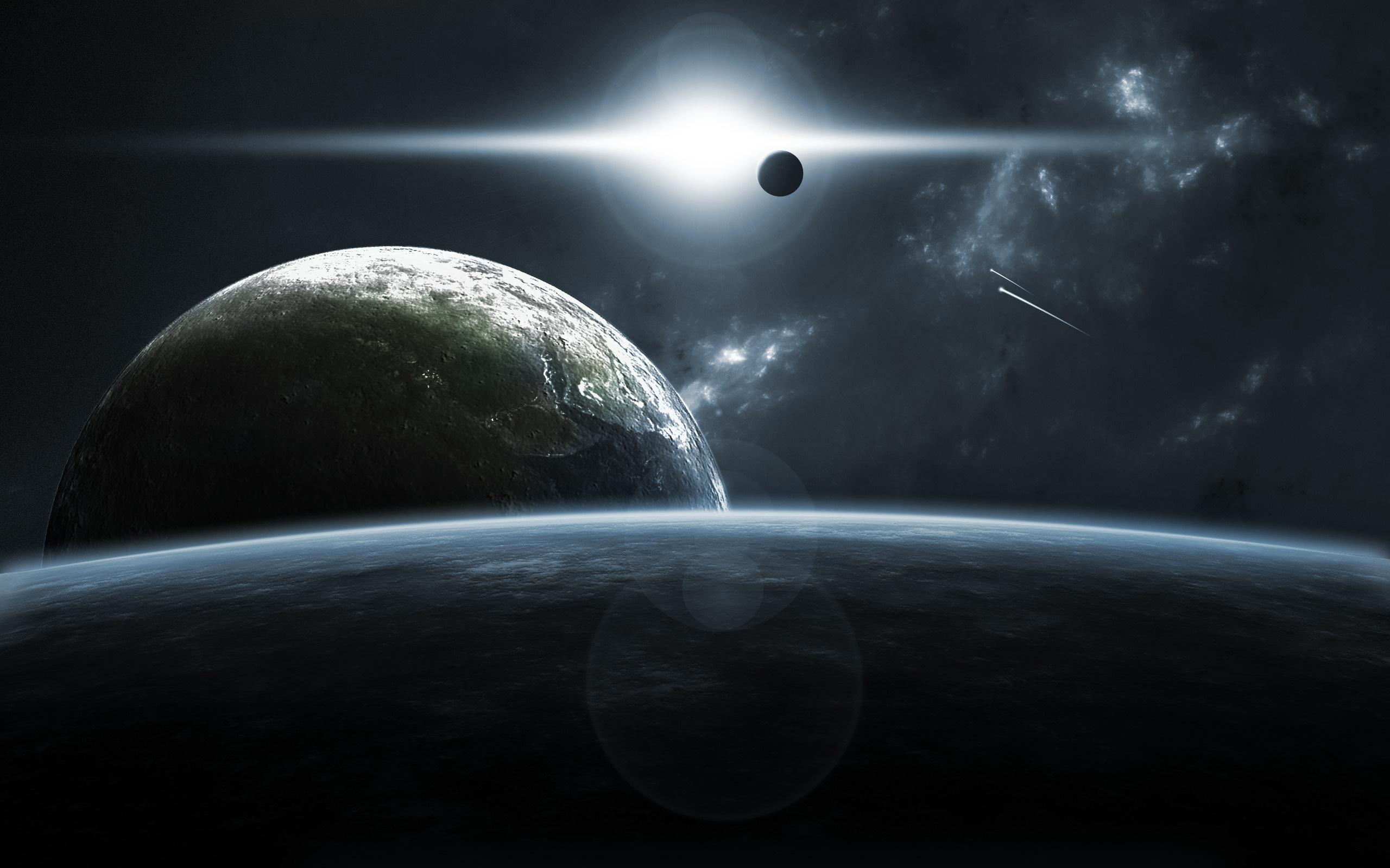 3d Wallpaper For Netbook Space Universe Wallpapers And Images Wallpapers